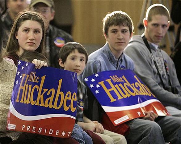 Caucuses Countdown