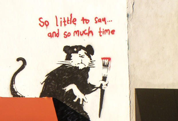 The Art Of Banksy
