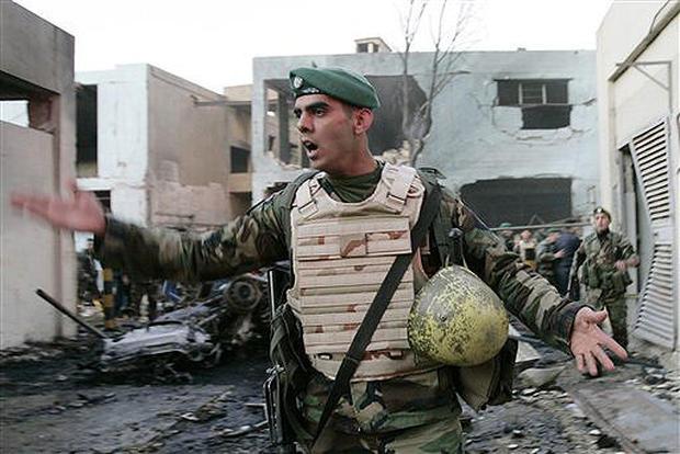Northern Beirut Blast