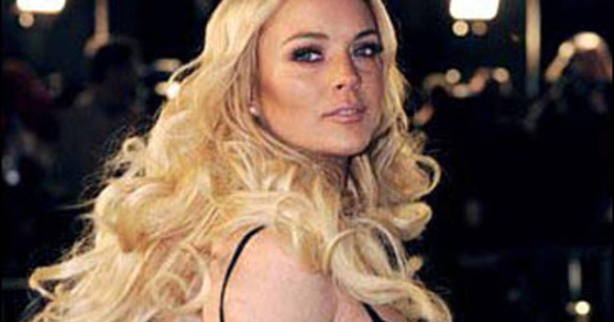 Lindsay Lohan Naked Video