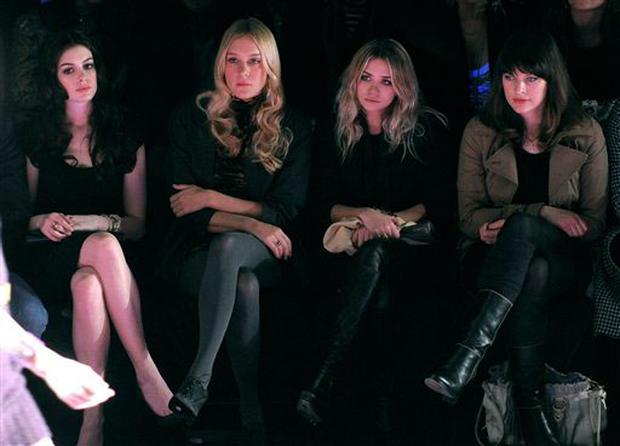 Front Row & Fabulous