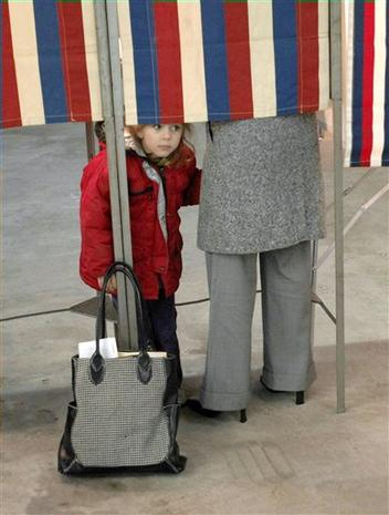 Going To The Polls