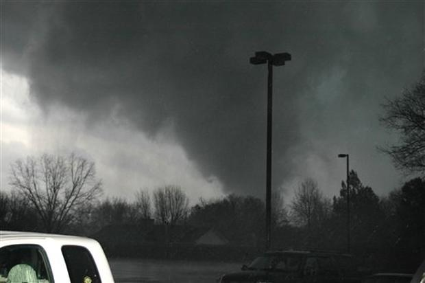 Winter Tornadoes