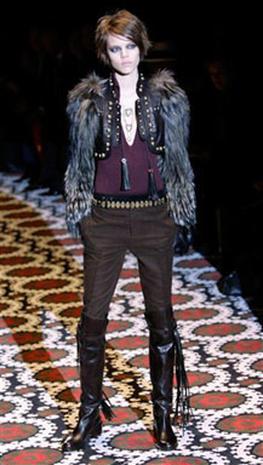 Fur Flies In Milan