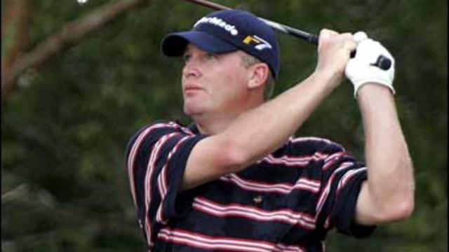 Professional Golfer Tripp Isenhour