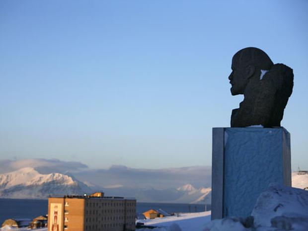 Travel: Svalbard