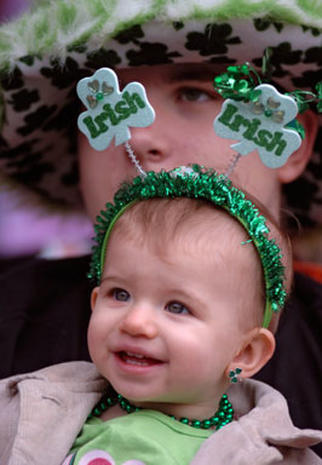 St. Patty's In Savannah