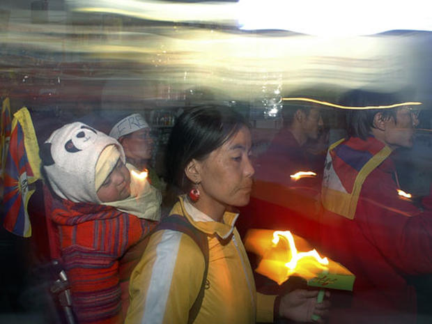 Tibet Protests Persist
