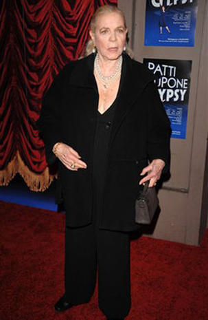 "LuPone Brings ""Gypsy"" To Broadway"