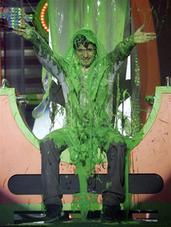 It's Slime Time At Kids' Choice