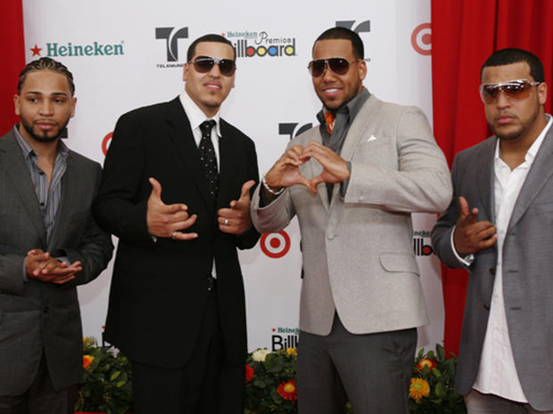 Billboard Latin Music Awards 2008