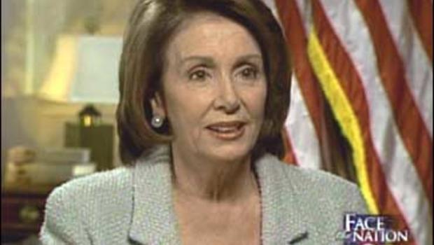 Rep. Nancy Pelosi, D-Calif.