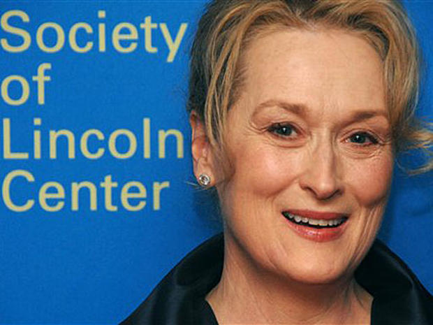 Tribute To Meryl Streep