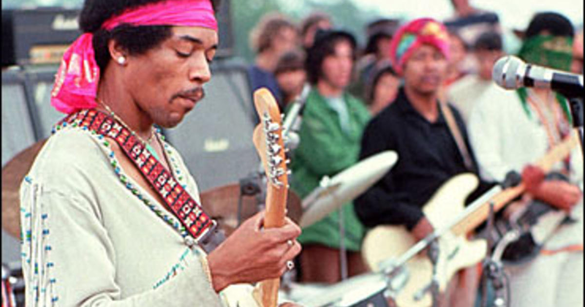 hendrix and vietnam I don't know his music but i just saw a vietnam special and there was this song, i think it was jimi hendrix anyone knows what i'm talking about.
