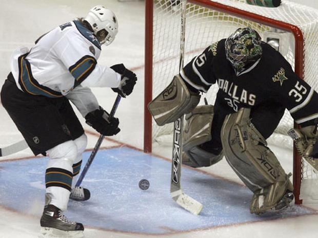 2008 NHL Playoffs: Round Two