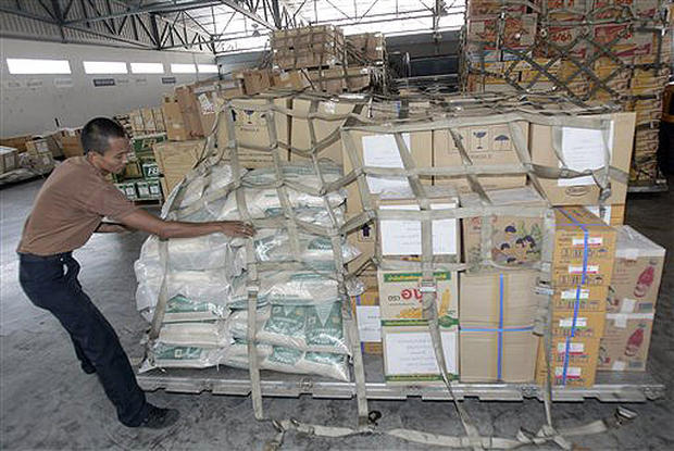 Aid For Myanmar
