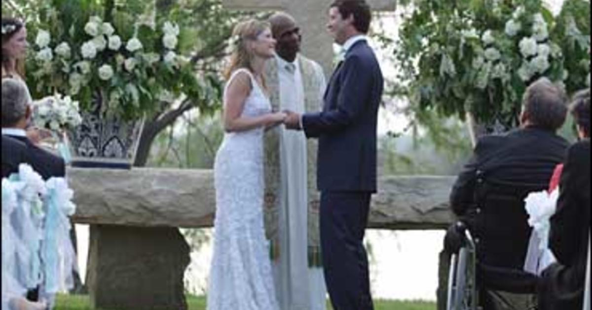 Jenna Bush Ties The Knot At Daddy\'s Ranch - CBS News
