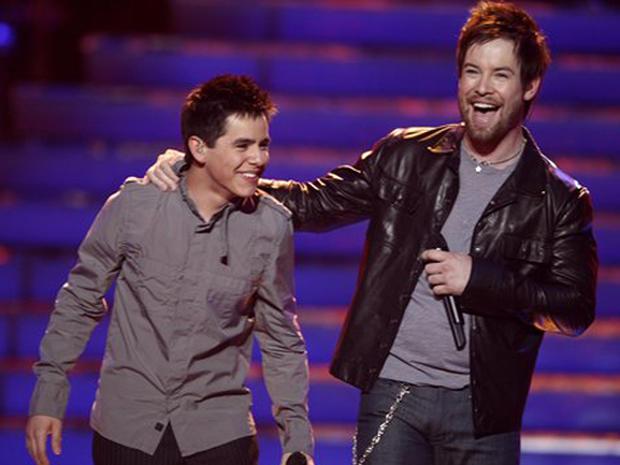 American Idol Season 7 Finale Photo 8 Pictures Cbs News