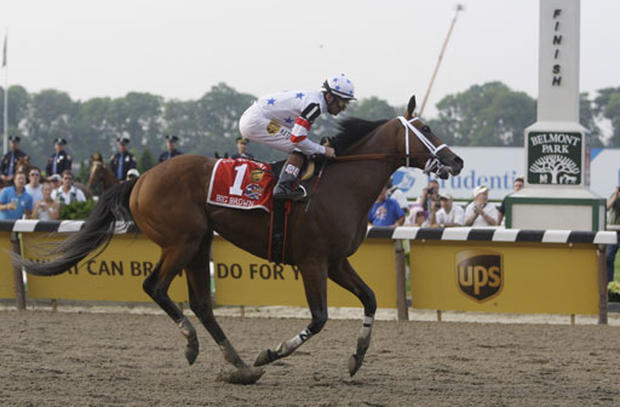 2008 Belmont Stakes