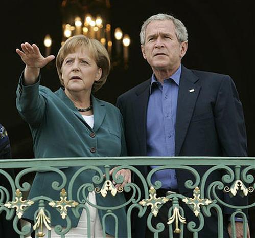 Visiting European Allies