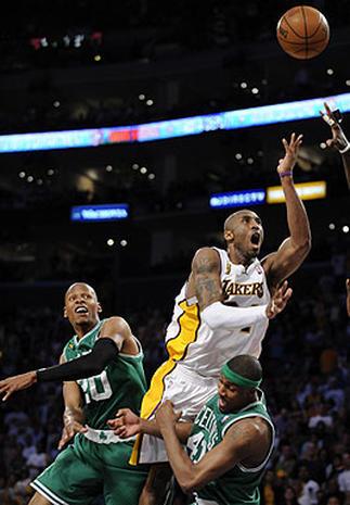 2008 NBA Finals: Game 5