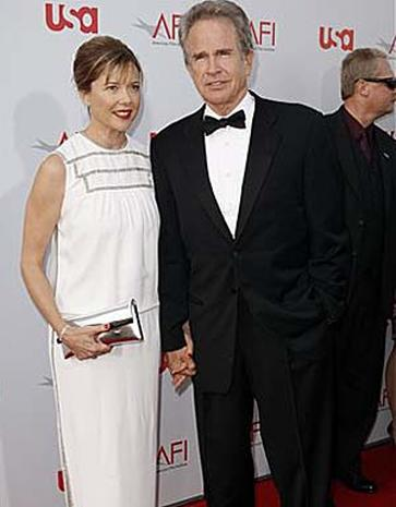 Warren Beatty Honored