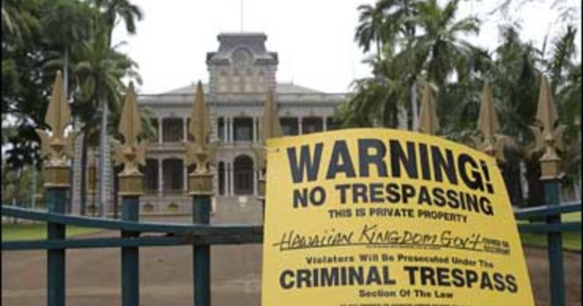 the hawaiian monarchy was overthrown by