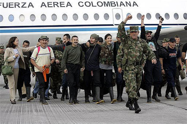 Colombia Hostage Rescue
