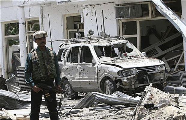 Deadly Kabul Blast