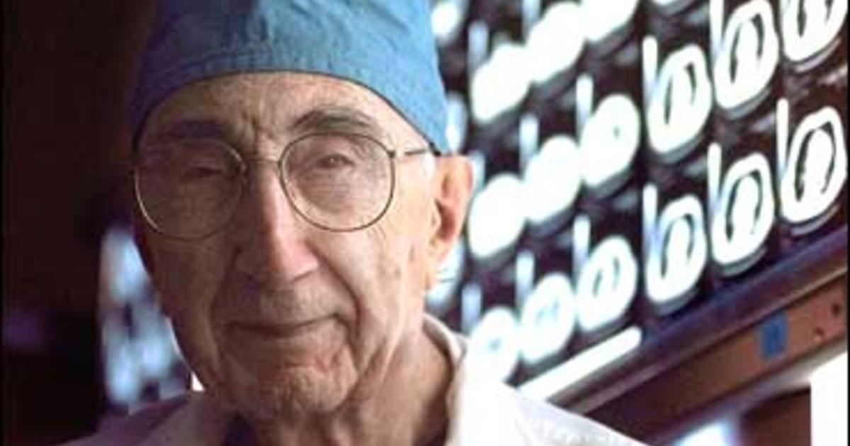 Famed Heart Surgeon Michael Debakey Dead Cbs News