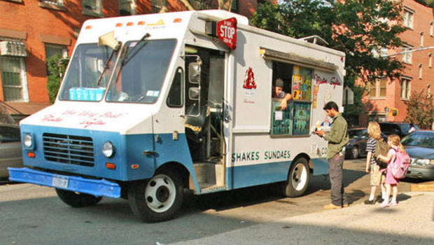 Ice Cream Truck Mr Softee Mister Softee j...