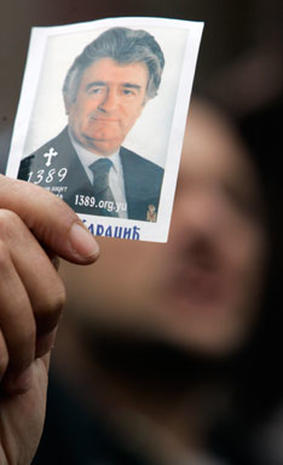 Karadzic: Guilty of war crimes