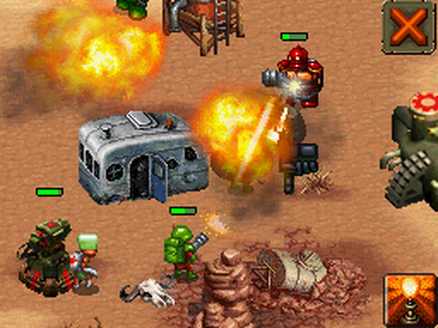 Robocalypse Screenshots