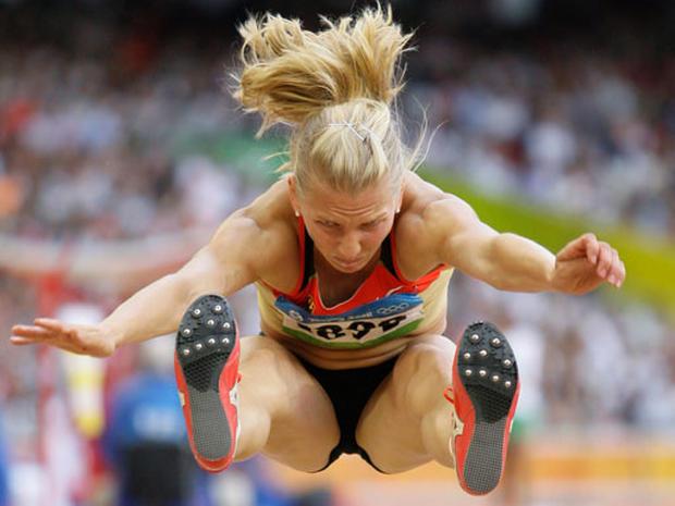 Olympics - Aug. 16