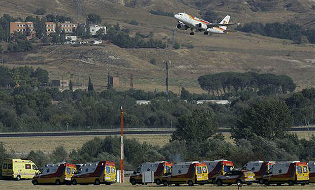 Tragedy On Takeoff