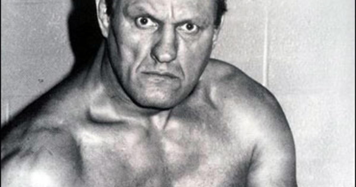 Pro Wrestling Icon Killer Kowalski Dies - CBS News