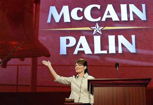 Palin's Big Night