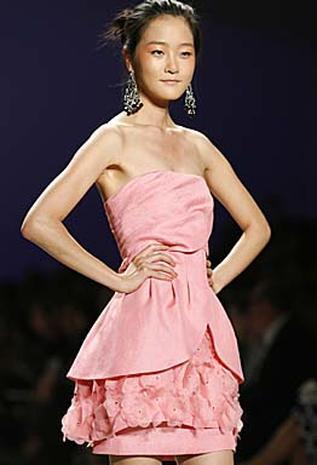 Fashion Week In New York