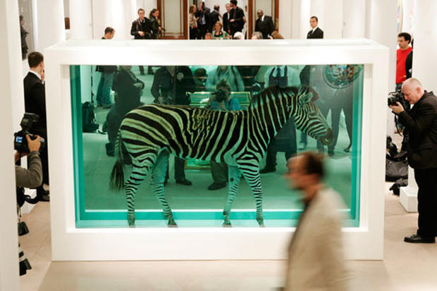 Pieces Of Damien Hirst
