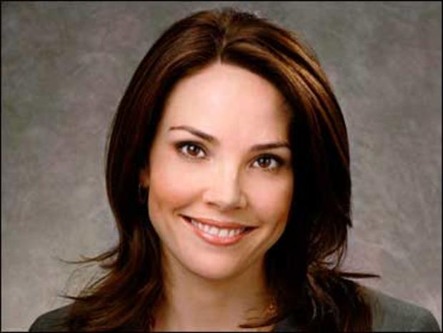 Erica Hill, Co-Anchor, Saturday Edition <i>The Early Show</i>