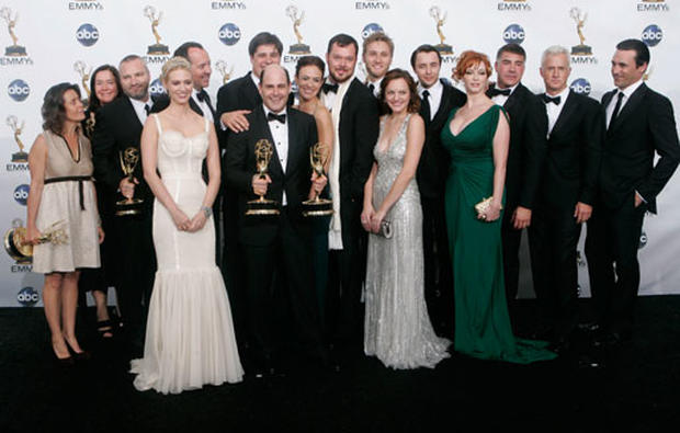 The Award Winners