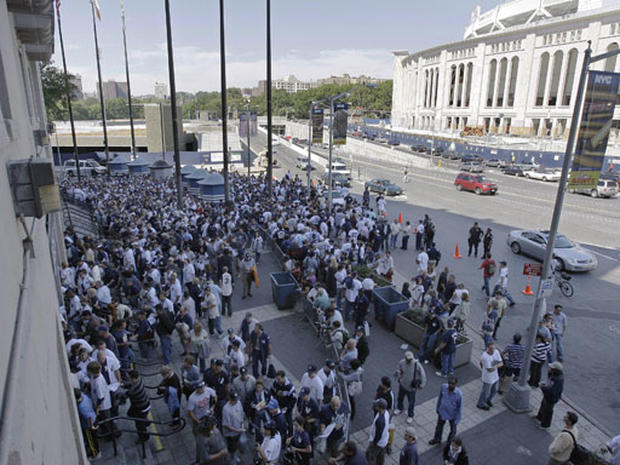 Farewell to Yankee Stadium