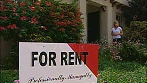 Rentals on the rise
