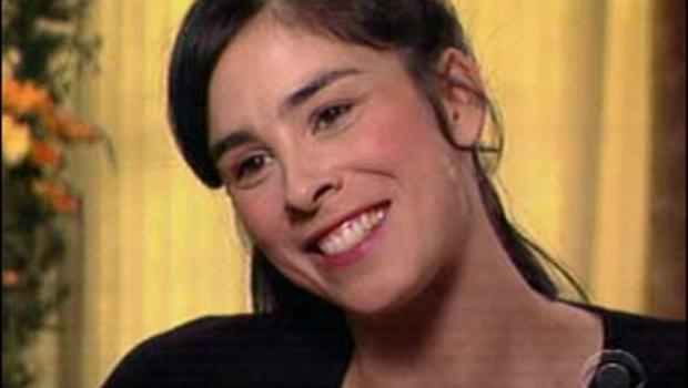 Comedian Sarah Silverman