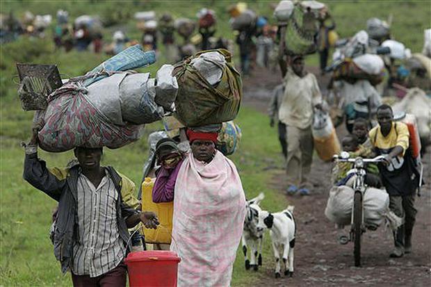 Congo Chaos