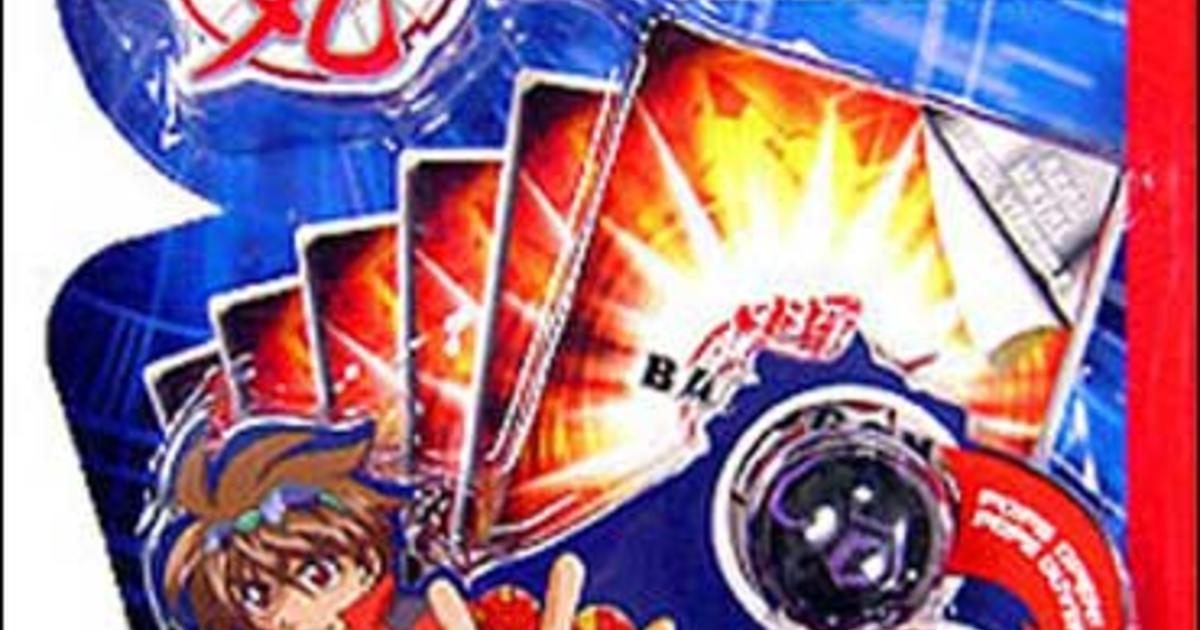 Bakugan Battle Brawlers - Wikipedia
