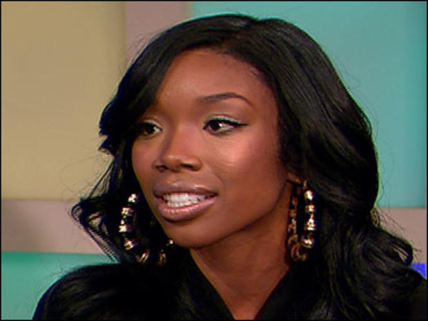 Brandy Sued by DJ for $6 Million, Says Report