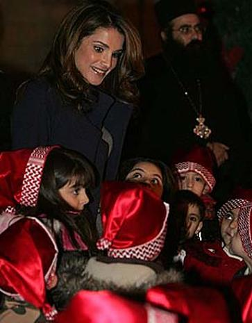 Queen Rania of Jordan