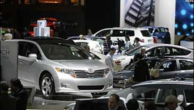 Toyota Prius_Detroit Auto Show_011109