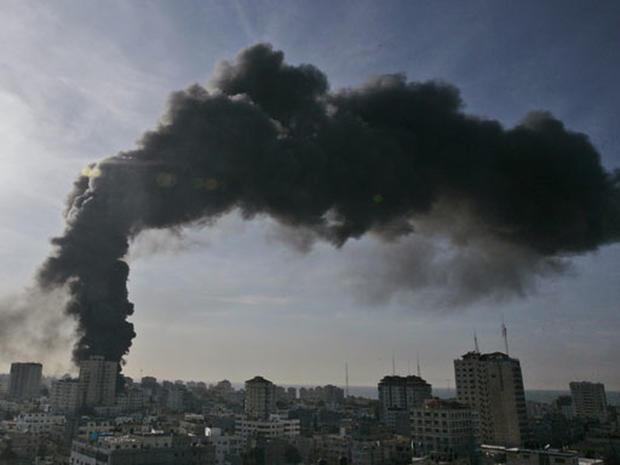 Israel Presses On